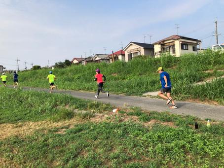 マラソン教室~坂ランニング~