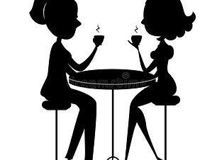 duas-mulheres-dos-amantes-que-bebem-o-café-silh-preto-do-vetor-36621381.jpg