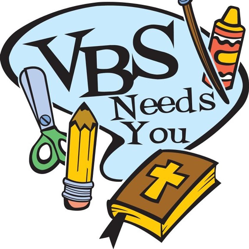 VBS Worker's Meeting