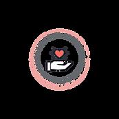 Triad Community Reiki Association Badge.