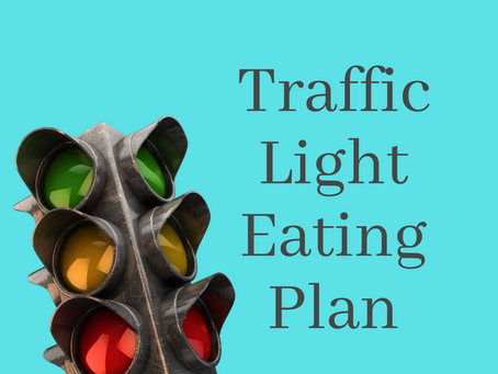 Red Light, Green Light, Eat Right Plan