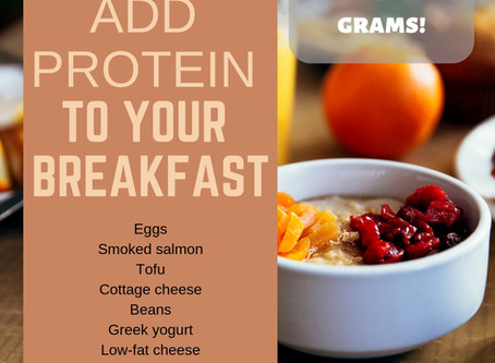 10 Protein-Packed Breakfast Ideas