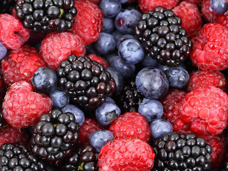 5 New Ways to Eat Berries