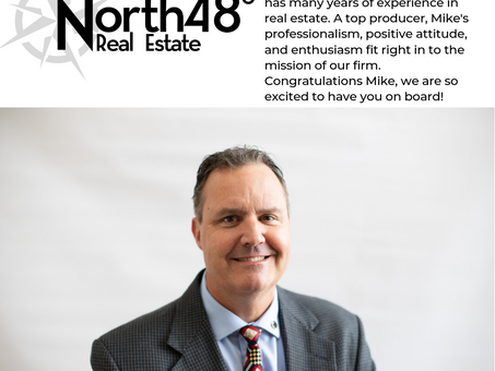 Mike Schopf Joins North48° Real Estate Firm