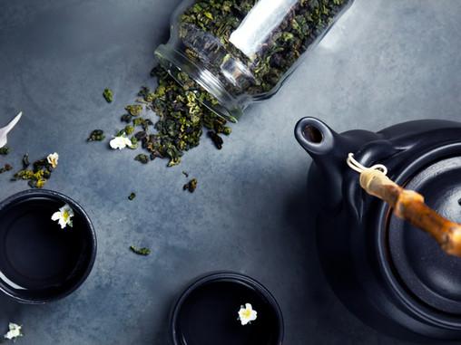 Die antiken Geheimnisse des grünen Tees