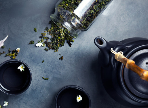 The ancient secrets of green tea
