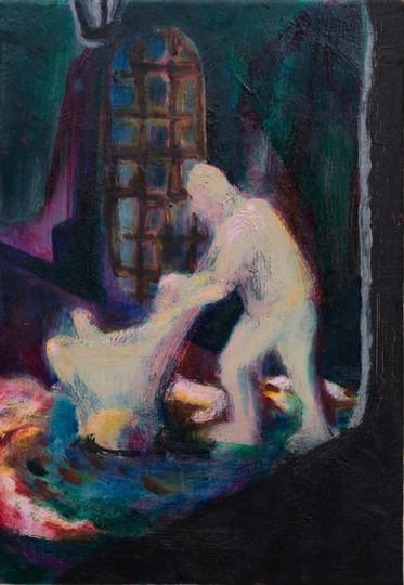 Dancing in the Dark(K.O. Knausgaard)