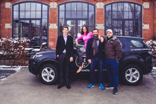 Katrin Böning, Under Armour München, Autohaus Avalon München, Michael Härtlein, Mainline Marketing