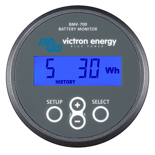 Victron Energy Battery Monitor BMV-702