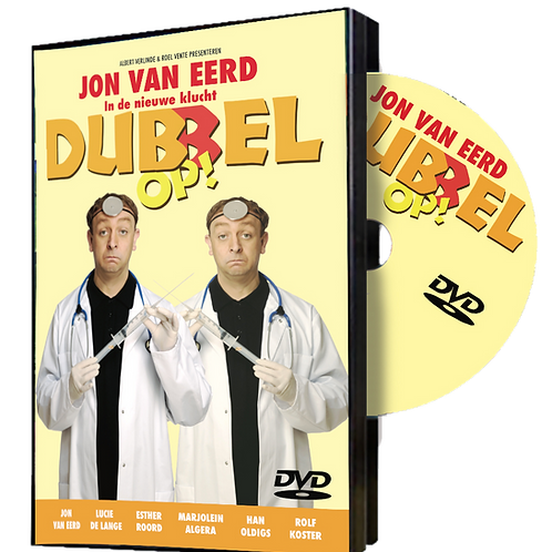 DVD Dubbel Op!