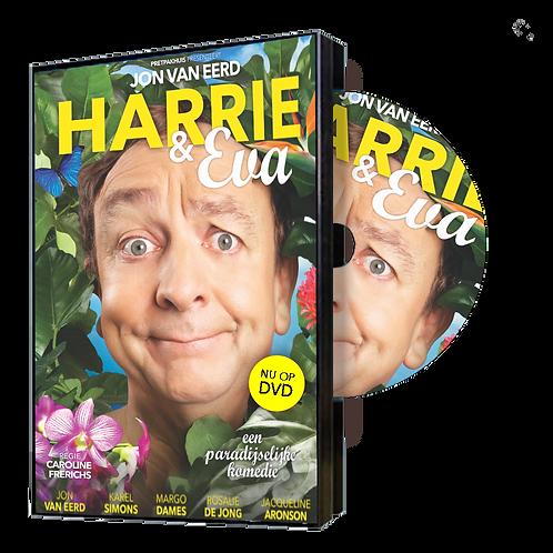 Harrie & Eva DVD