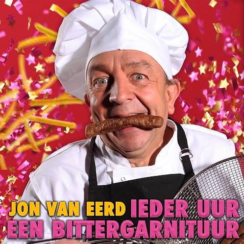 CD single Ieder Uur een Bittergarnituur