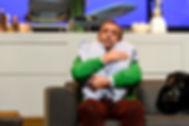 Jon van Eerd in Harrie let op de kleintjes
