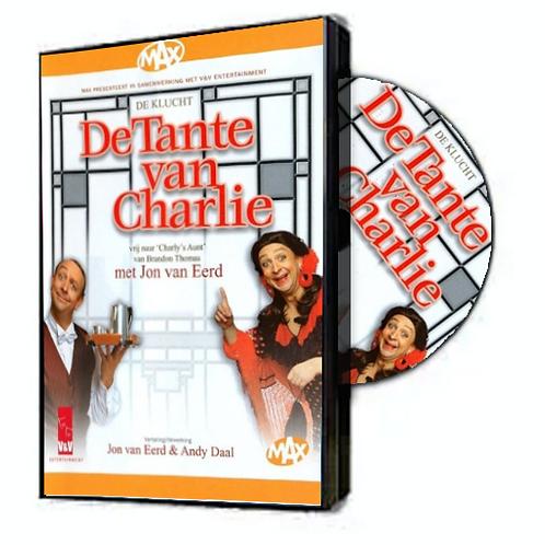 De Tante van Charlie DVD