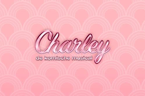 Digitale CD Charley de komische musical