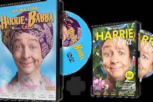 DVD naar keuze + Harrie en Eva