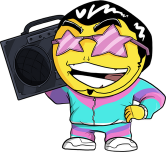 Bill 80s Party.png