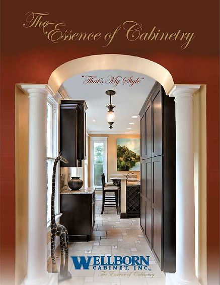 Wellborn The Essence of Cabinetry