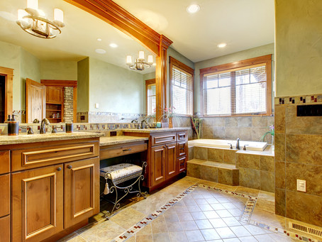 6 Ways To Make Your Bathroom Feel Bigger and Better