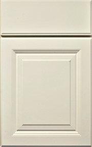 Cambridge Square Linen Painted Cabinet