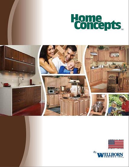 Wellborn Home Concepts Catalog