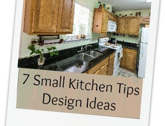7  Kitchen Design Ideas For Small Kitchens