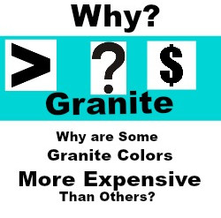 Why Is Some Granite More Expensive Than Others?