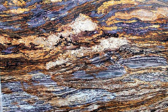 Blue Fire Granite Bundle Slab 22-27