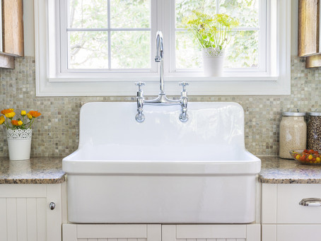 Have You Thought About The Backsplash?