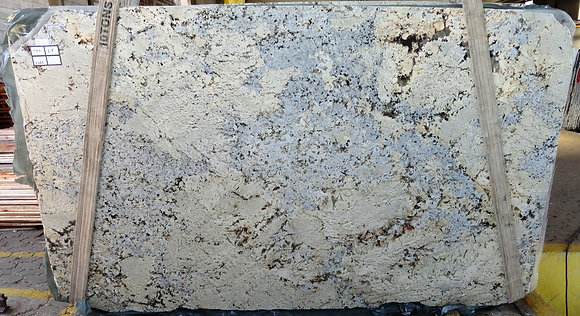 Alaska White Granite Bundle Slabs 1-7