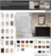 See What Your Cabinet, Countertop, Backsplash, and Flooring Colors Will Look Like In Your Home