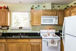Legacy Oak Cabinets with Ubatuba