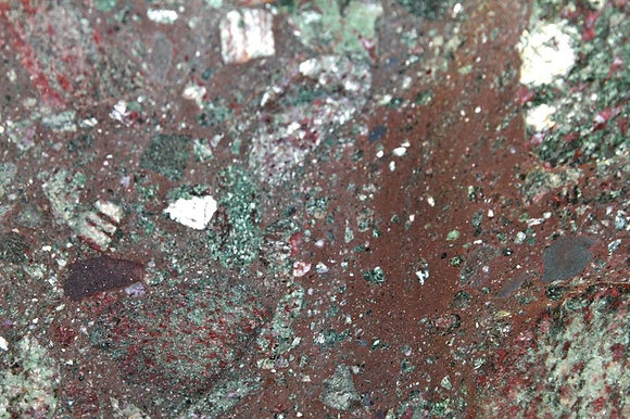 Brown Mosaic Granite 2CM