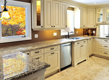The Top 7 Benefits of Installing Granite Counters