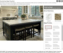 See What Your Granite, Quartz, or Marble Edge Profile Will Look Like In Your Home