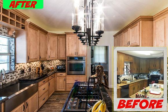 Kitchen Remodel, Granite Countertops, Cabinets, Fort Walton Beach, Crestview, Niceville