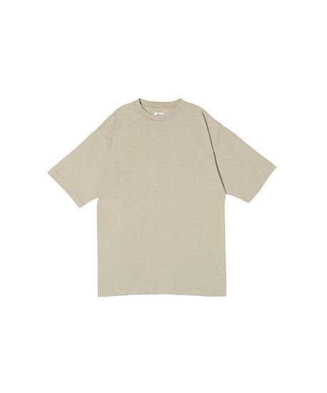 30/2吊り天竺半袖Tシャツ メンズ