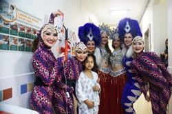 RESPEITÁVEL PÚBLICO  Hospital da Criança Conceição recebe visita do Circo Tihany