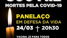 """""""ESQUENTA"""" EM VÁRIOS BAIRROS DE PORTO ALEGRE PREPARA PARA O """"PANELAÇO"""" DE QUARTA (24/3), ÀS 20H30"""