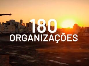 """ASSISTA AQUI A """"LIVE"""" DO MOVIMENTO BRASIL PELA DEMOCRACIA E PELA VIDA"""