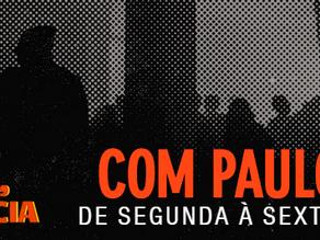 """""""BOM DIA DEMOCRACIA"""": UM PROGRAMA EM PARCERIA COM O COMITÊ EM DEFESA DA DEMOCRACIA"""