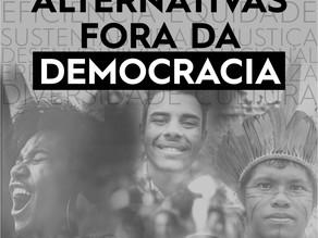 """CONFIRA A PROGRAMAÇÃO E AS ATRAÇÕES DA """"LIVE"""" PELA DEMOCRACIA, QUE VAI AGITAR A TARDE DE DOMINGO"""