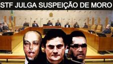 GILMAR MENDES INCLUI A SUSPEIÇÃO DE MORO NA PAUTA DO COLEGIADO DO STF, NESTA TERÇA-FEIRA (23/3)
