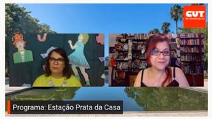 NORA PRADO ENTREVISTOU AMANDA COSTA NO ESTAÇÃO PRATA DA CASA DESTA QUINTA-FEIRA (4/3)