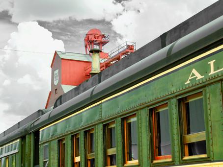 Alberta Prairie Railway: From Stettler to Big Valley