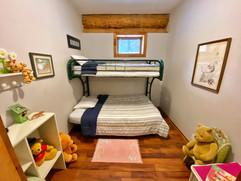 Basement bunk beds