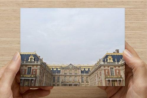 Palace of Versailles (France) Postcard