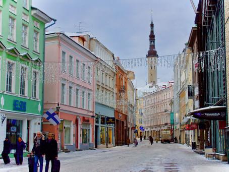 A Day in Old Tallinn