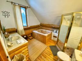 Second floor washroom