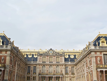 An Afternoon in Versailles: Fulfilling a Childhood Dream